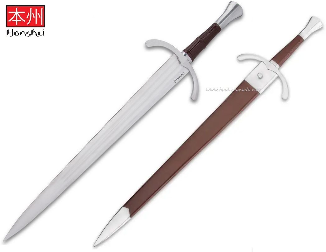 UC Honshu Single Hand Sword, 1065 HC Steel, UC3465