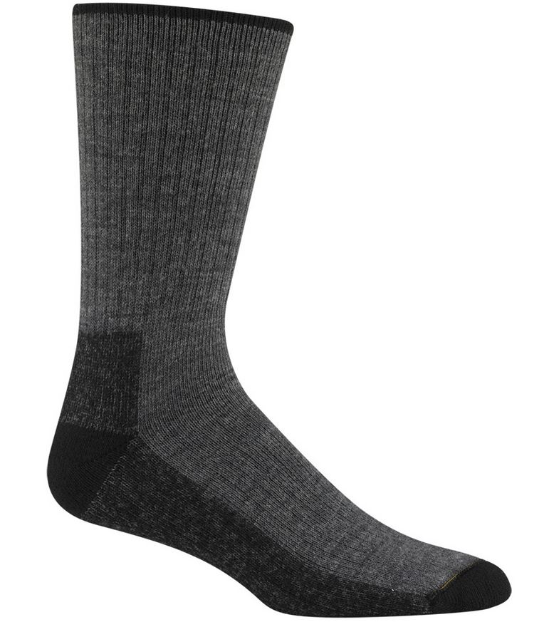 Wigwam 1400 Trail Mix Fusion Socks - Gunmetal Heather