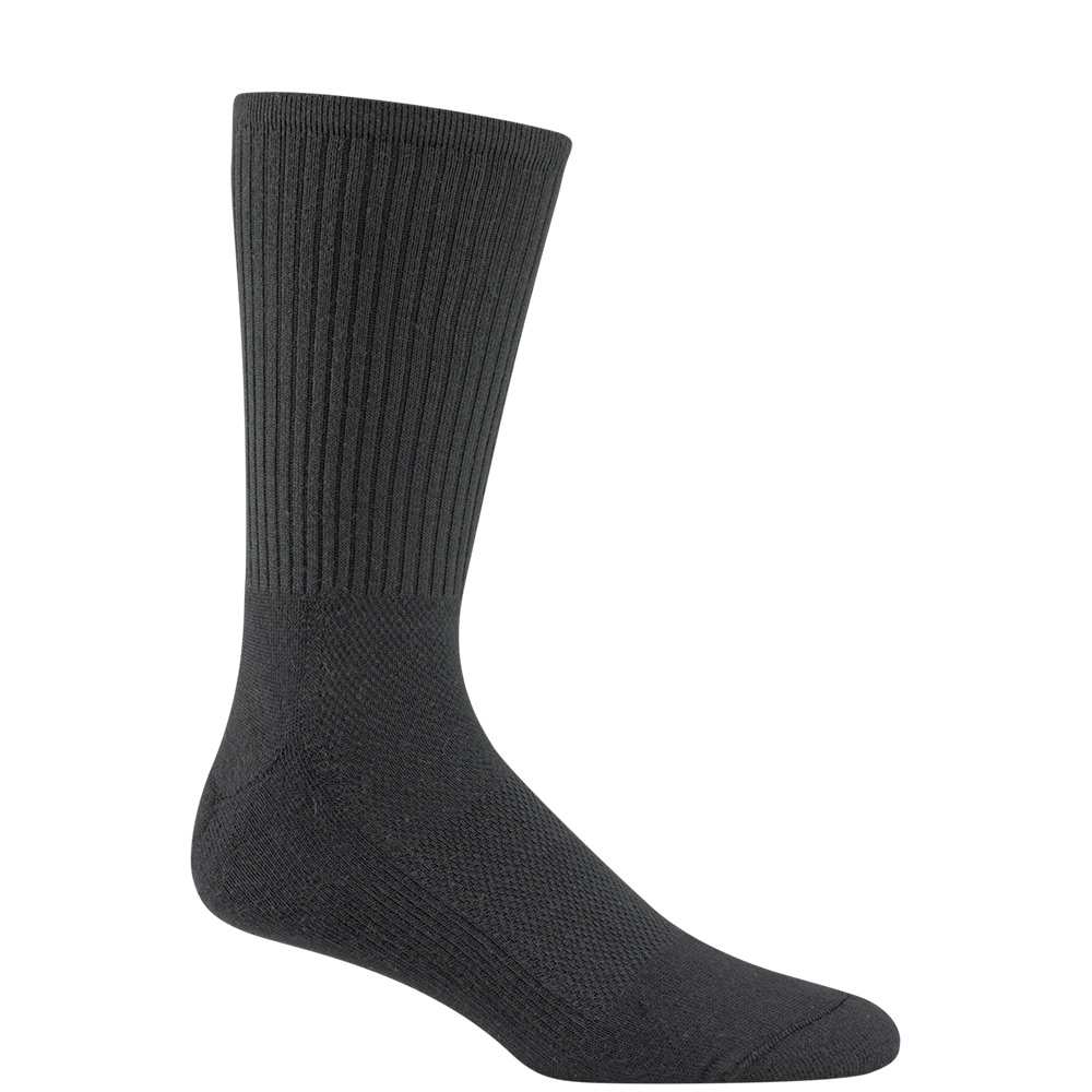 Wigwam 8031 Hot Weather Dress Pro Socks - Black