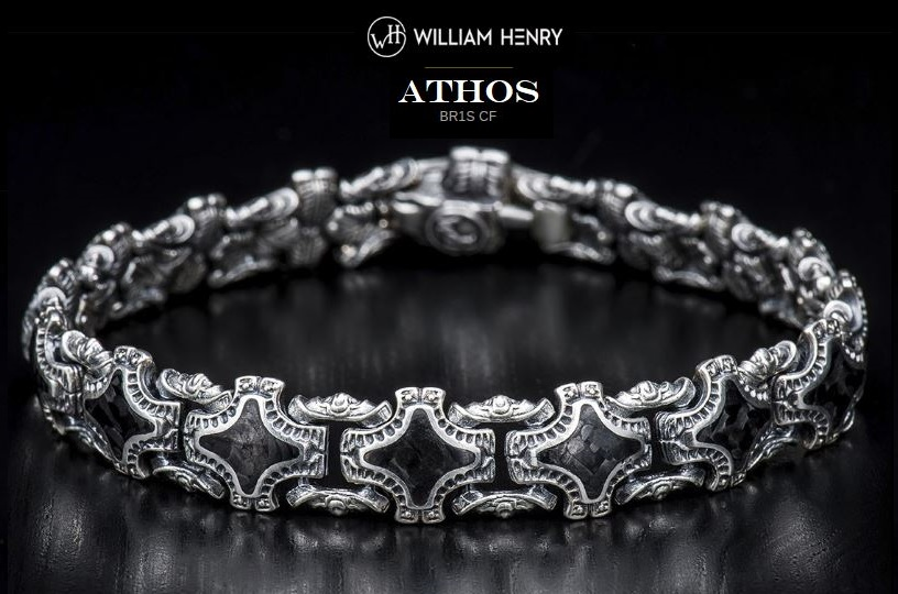 William Henry BR1SCF Athos Bracelet