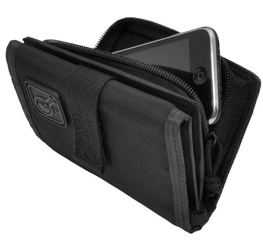 Hazard 4 iWallet - Black