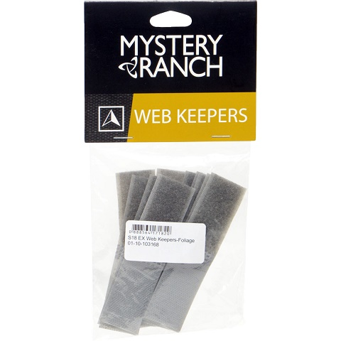 Mystery Ranch Web Keepers - Foliage [10 Pack]