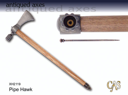 Hanwei Pipe Hawk Axe XH2119 (Online Only)