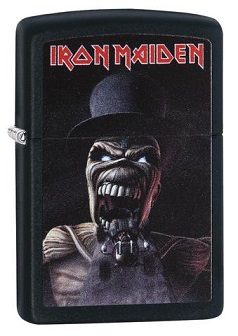 Zippo 29576 Iron Maiden, Wildest Dreams