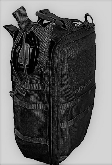 Eberlestock A2FK IndiTAK Medical Pouch - Black