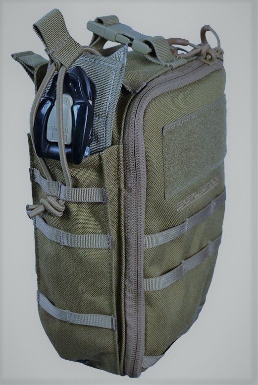 Eberlestock A2FK IndiTak Medical Pouch - Military Green