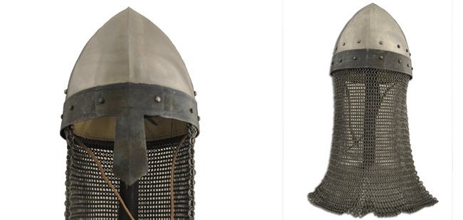 GDFB Norman Helmet with Aventail - 16G AB1676 (Online Only)