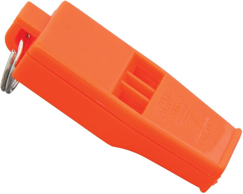 ACME Whistles 636 Tornado Slimline Orange