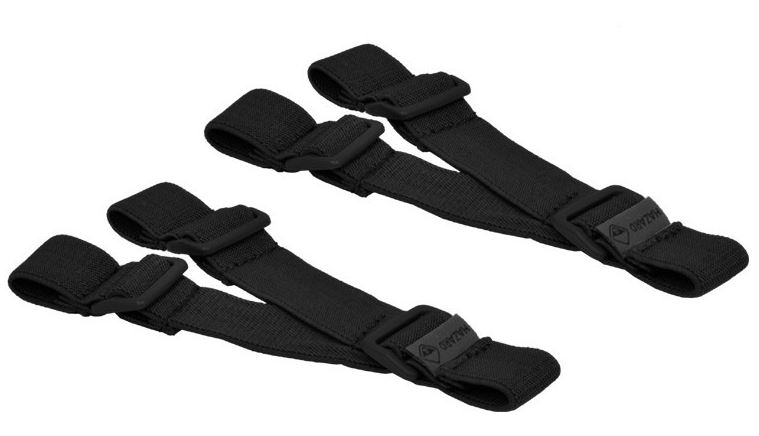 Hazard 4 Delta MOLLE Elastic Retainer Set - Black