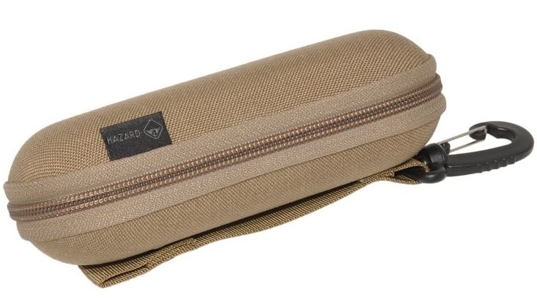 Hazard 4 Mil-Pod Sunglass Case - Coyote