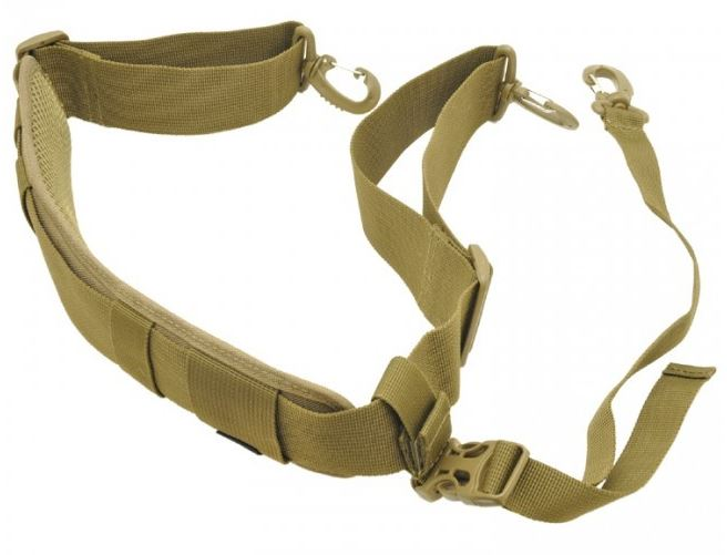 Hazard 4 Deluxe Strap Set - Coyote