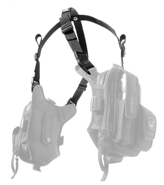 Hazard 4 Covert RG Basic Webbing Harness