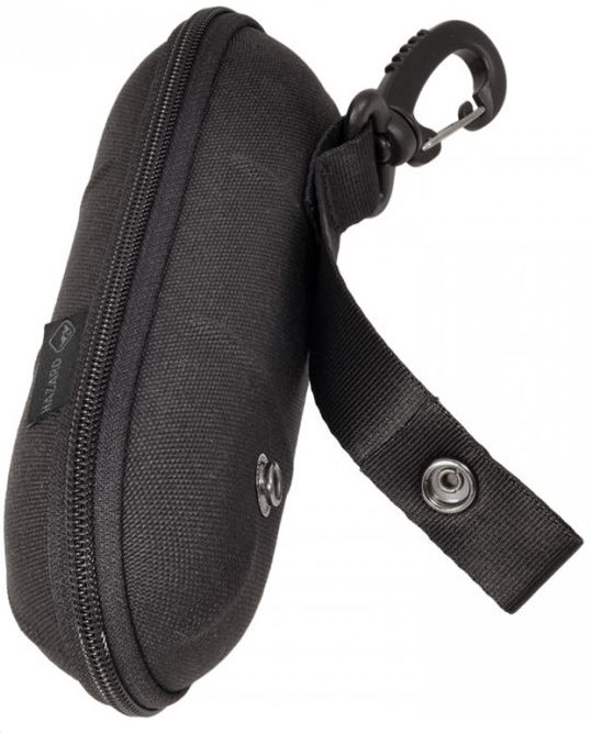 Hazard 4 Sub-Pod Large Cordura Sunglass Case - Black