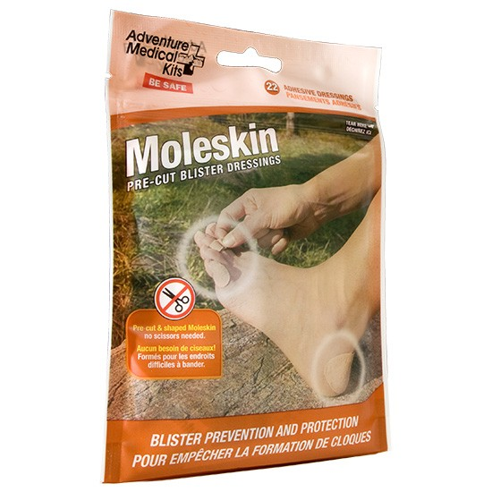 Adventure Medical Moleskin Dressing