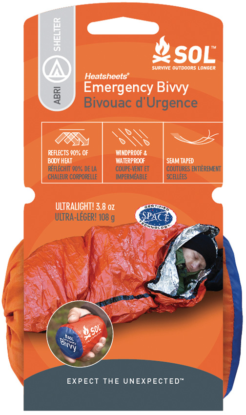 Adventure Medical SOL Emergency Bivvy (Online Only)