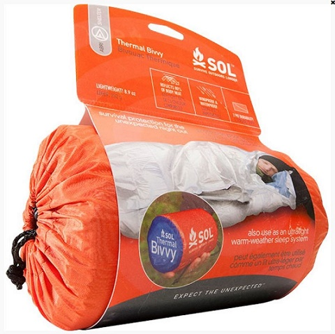 Adventure Medical SOL Thermal Bivvy (Online Only)