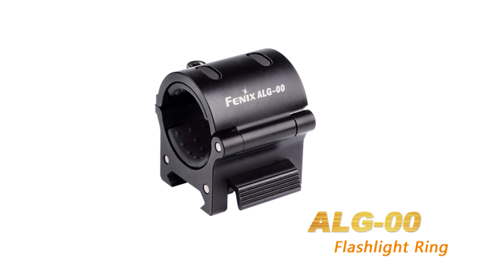Fenix ALG-00 Flashlight Quick Rail Mount