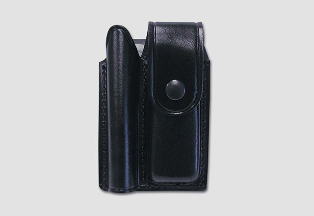 Maglite Double Leather Holster