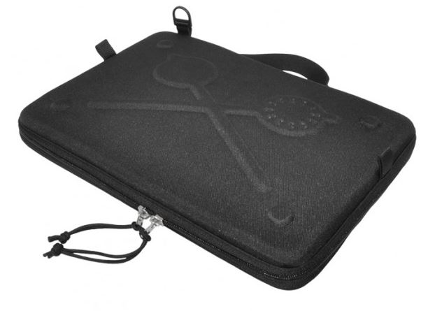 Hazard 4 Armadillo Covert Pistol Case - Black