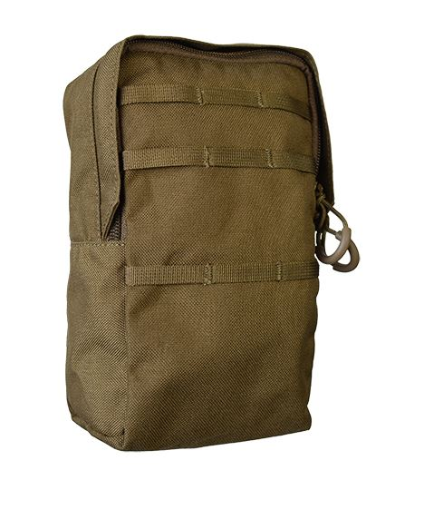 Eberlestock 2 Liter Non-Padded Pouch - Coyote Brown