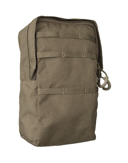 Eberlestock 2 Liter Non-Padded Pouch - Dry Earth