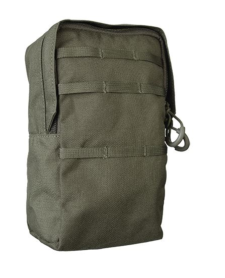 Eberlestock 2 Liter Non-Padded Pouch - Military Green