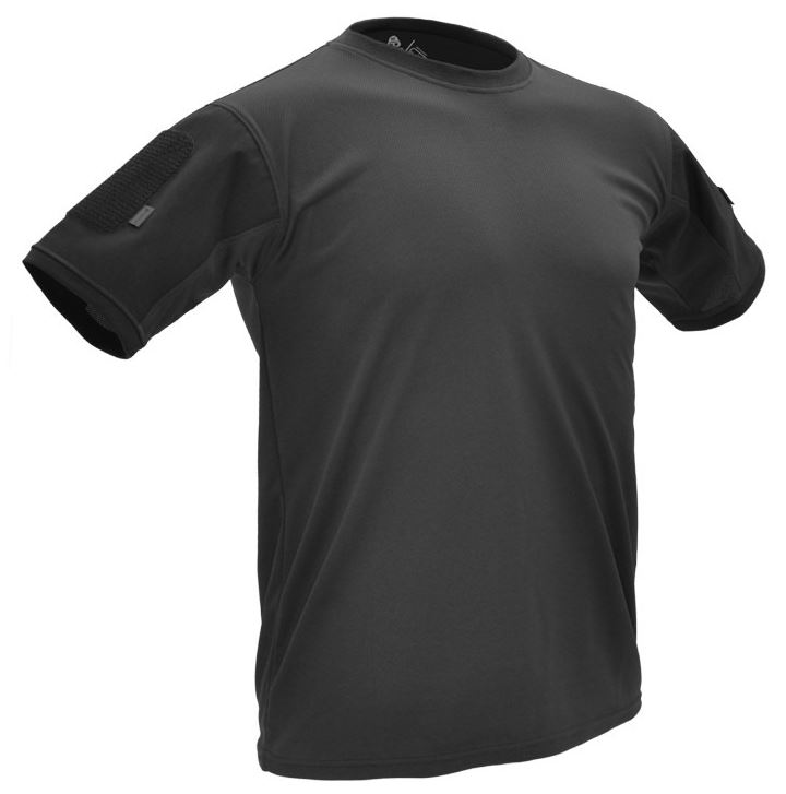 Hazard 4 Big Softie Patch T-Shirt - Black