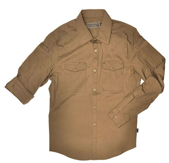 Hazard 4 Colonial Shirt - Coyote