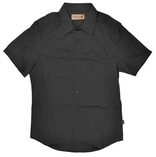 Hazard 4 Mechanic Shirt - Black