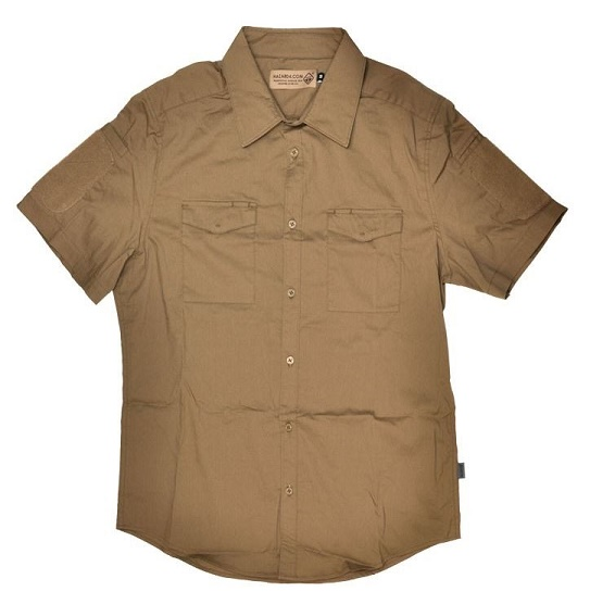 Hazard 4 Mechanic Shirt - Coyote