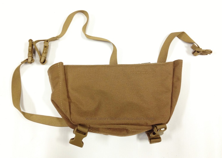 Eberlestock ButtBucket with Ripcord - Coyote Brown