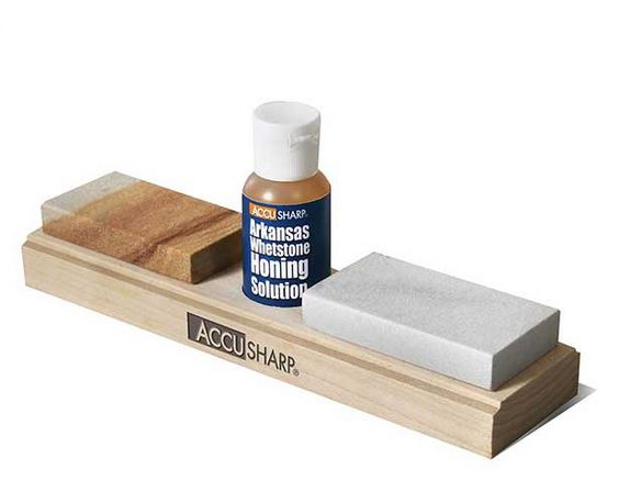 AccuSharp Whetstone Combo Kit