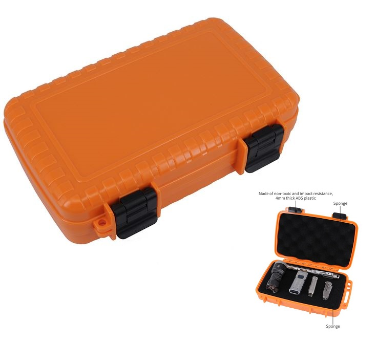 MecArmy B20 EDC Storage Box - Orange
