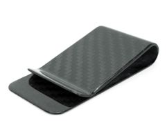 Bastion Pure Carbon Fiber Money Clip (Online Only)
