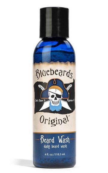 Bluebeards Original Beard Wash - 118mL