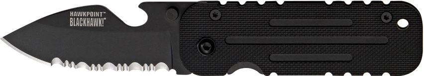 Blackhawk 15HP11BK Hawkpoint - Serrated