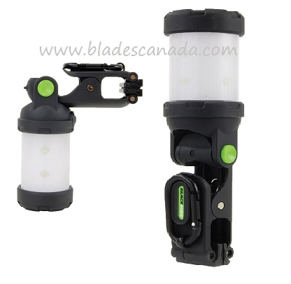 Blackfire BBM920 Backpack Mini Clamplight -125/65 Lumens