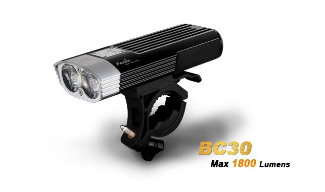 Fenix BC30 Bike Light - 1800 Lumens