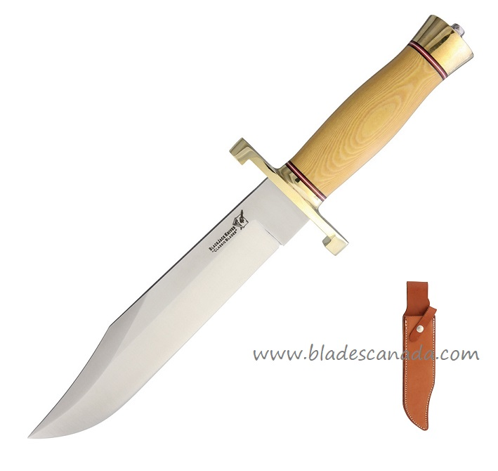 Blackjack 129MAI Classic Model 12-9 Bowie- Antique Ivory Micarta