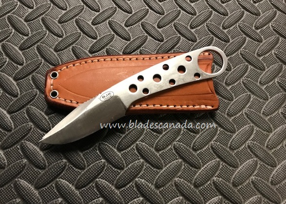 Blackjack Knives Model 155 Neck Knife, Stainless, BCB155SS