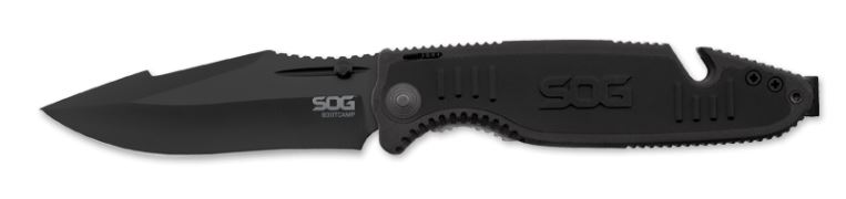 "SOG BCP203 Boot Camp 3.75"" Blade Hardcased (Online Only)"