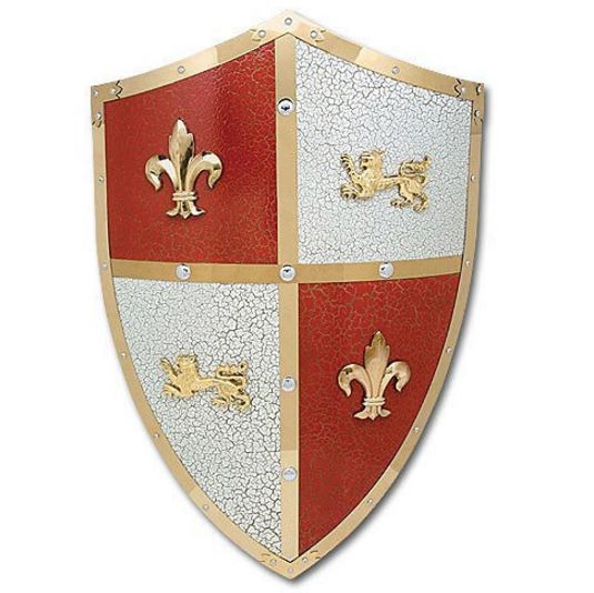 Black Prince Decorative Shield