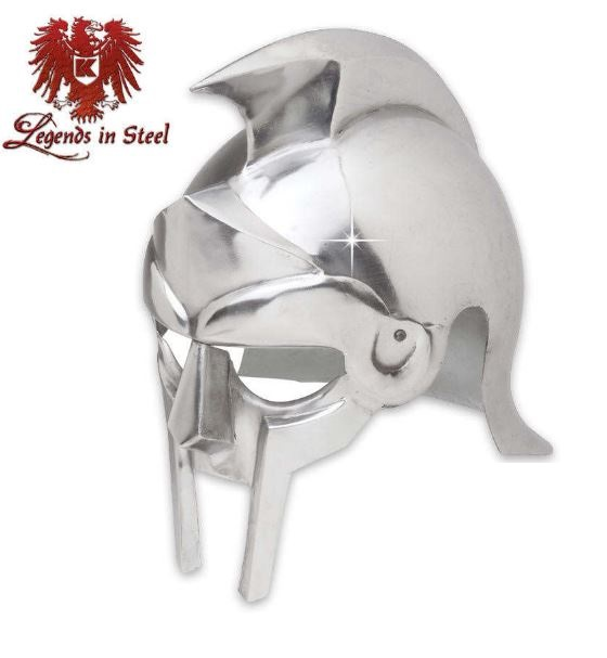 Legends In Steel Gladiator Helmet (Online Only)