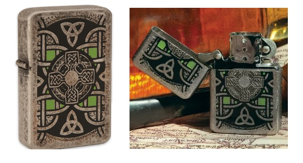 Celtic Pattern Lighter