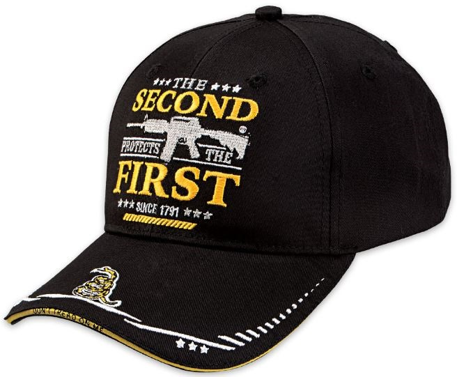 The Second Protects The First Cap