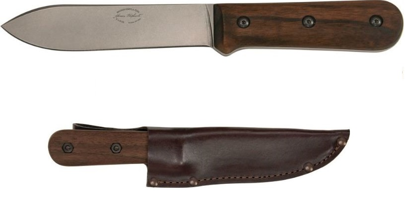 Ka Bar BK62 Becker Kephart With Leather Sheath