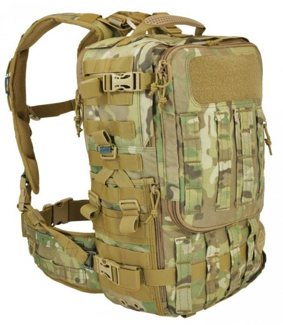 Hazard 4 Second Front Pack - Multicam