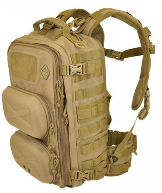 Hazard 4 Clerk Organizer Pack - Coyote