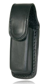 Boston Leather 5603HS Single Hidden Snap Mag Holder for .45