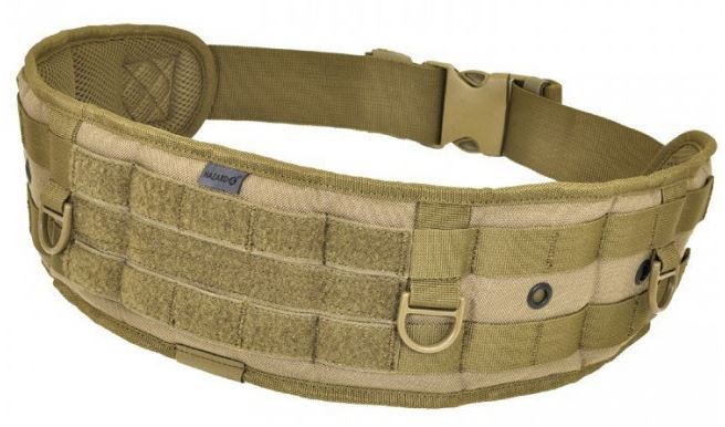 Hazard 4 Waistland MOLLE Load Belt - Coyote